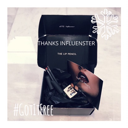 Review: Influenster VoxBox FREE Bite Beautyproducts