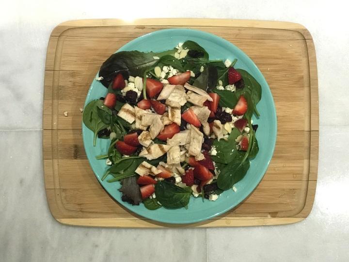 Berry Poppyseed ChickenSalad