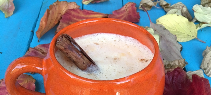 5 Skinny (er) Alternatives to the Pumpkin Spice Latte for a Fall Inspired Coffee Beverage#PSL