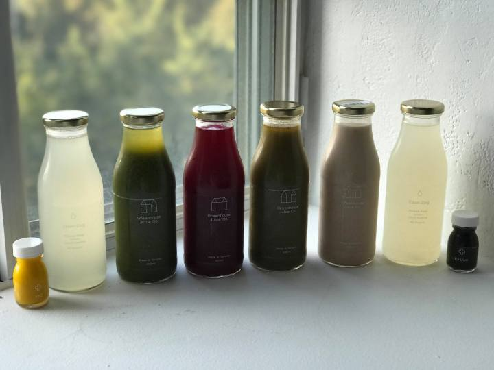 Everything You Need to Know About Our Recent Cold-Pressed Juice Cleanse