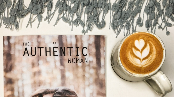 International Woman's Day + The Authentic Woman BookLaunch!