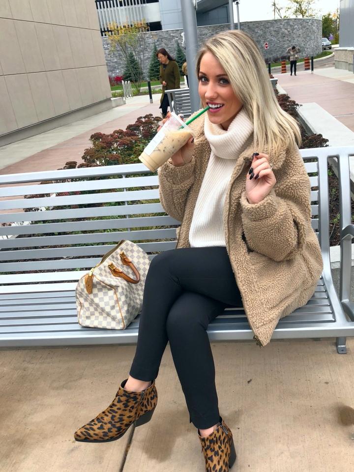 Sweaters & SherpaCoats